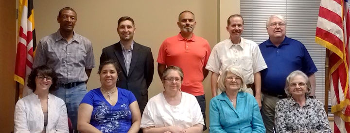 2017 Frederick County Democratic Central Committee
